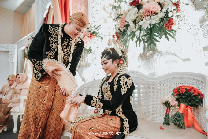The Wedding of Ade & Ricky by Simple Wedding Organizer - 039