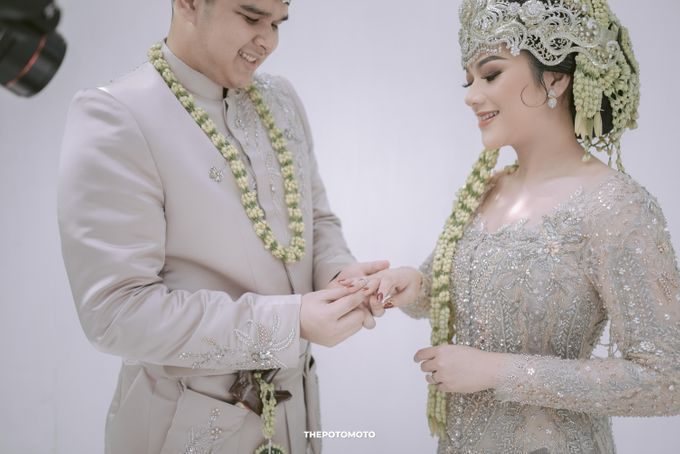 Nabila Harits Akad Nikah by Chandira Wedding Organizer - 013