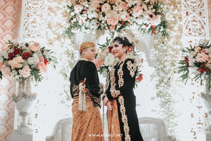 The Wedding of Ade & Ricky by Simple Wedding Organizer - 041
