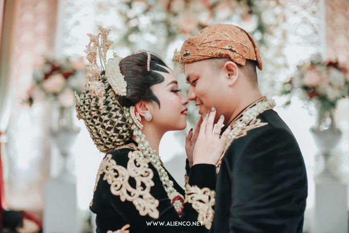 The Wedding of Ade & Ricky by Simple Wedding Organizer - 043