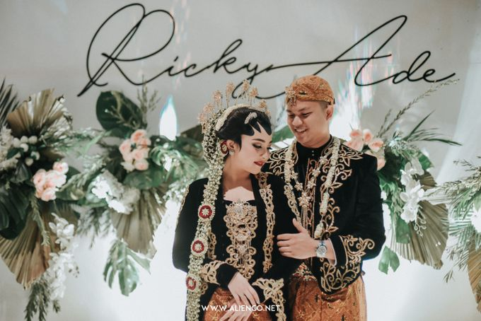 The Wedding of Ade & Ricky by Simple Wedding Organizer - 045