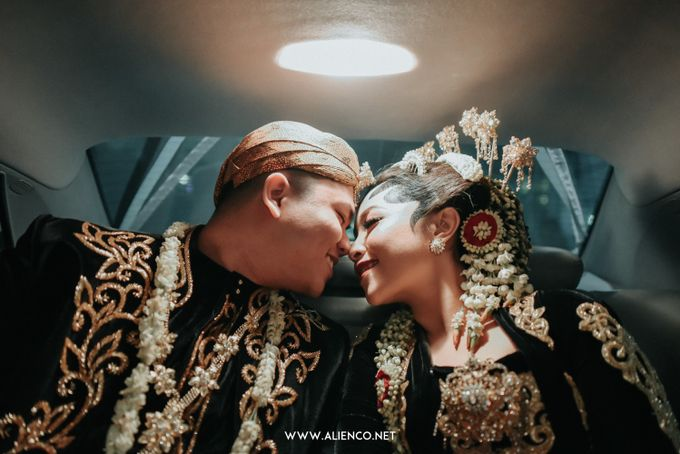 The Wedding of Ade & Ricky by Simple Wedding Organizer - 046