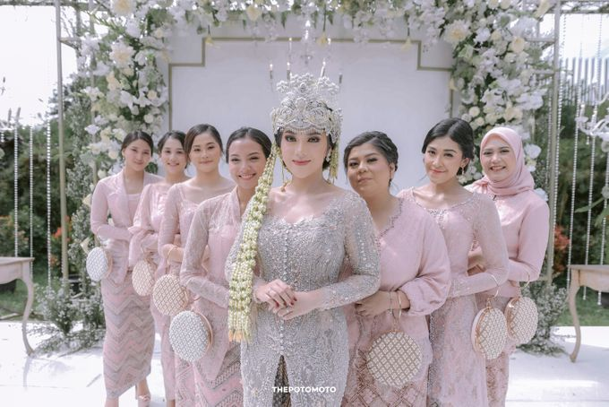 Nabila Harits Akad Nikah by Chandira Wedding Organizer - 020