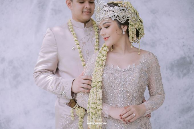Nabila Harits Akad Nikah by Chandira Wedding Organizer - 027