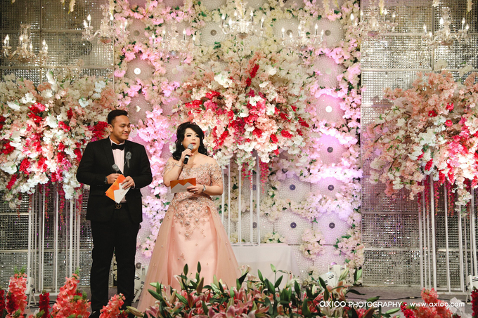 Diamond Wed Anniversary of Mr Achmad & Mrs Telly by Orange Organizer - 006