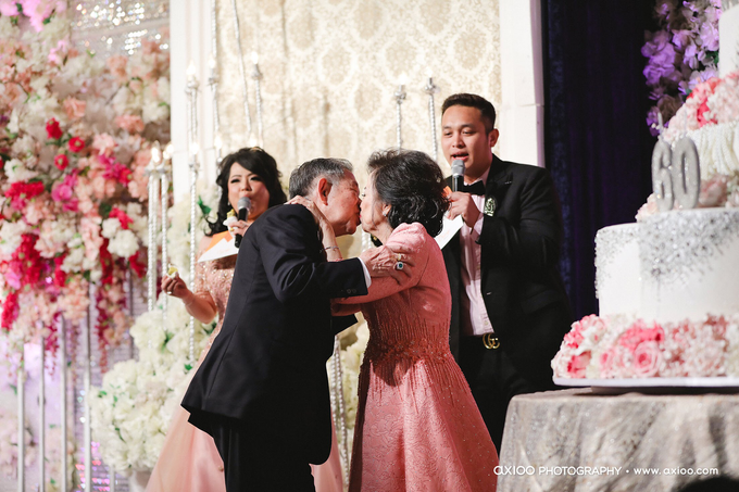 Diamond Wed Anniversary of Mr Achmad & Mrs Telly by Orange Organizer - 024