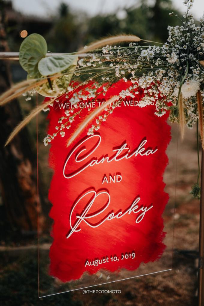 Cantika & Rocky by Orange Organizer - 012