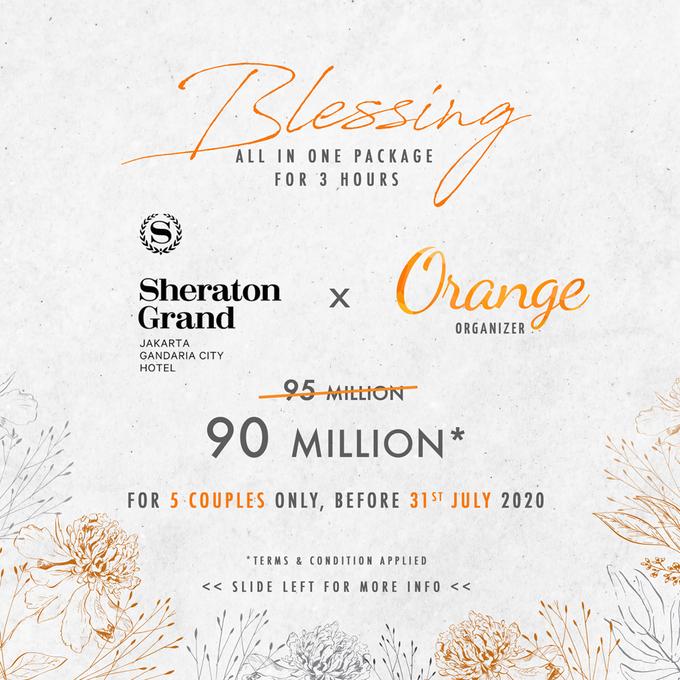 Sheraton Grand Jakarta by Orange Organizer - 001