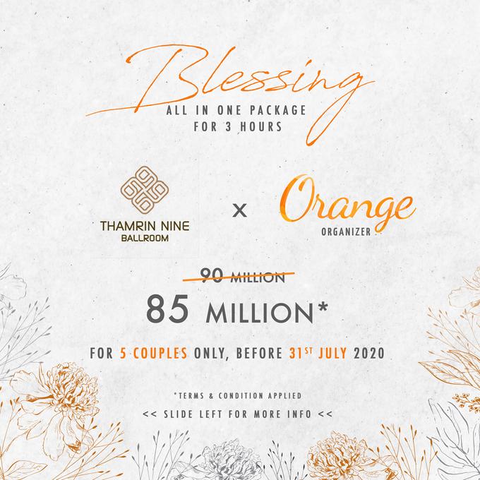 Thamrin Nine Ballroom Jakarta by Orange Organizer - 001