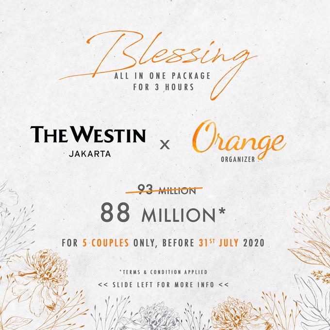 The Westin Jakarta by Orange Organizer - 001