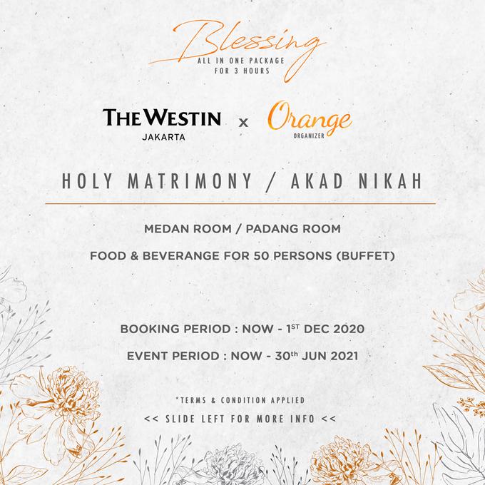 The Westin Jakarta by Orange Organizer - 002