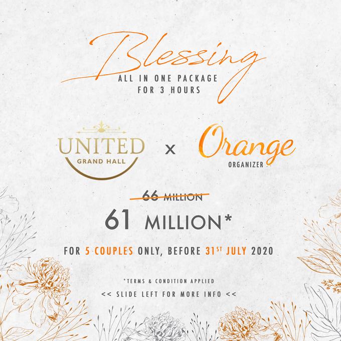 United Grand Hall by Orange Organizer - 001