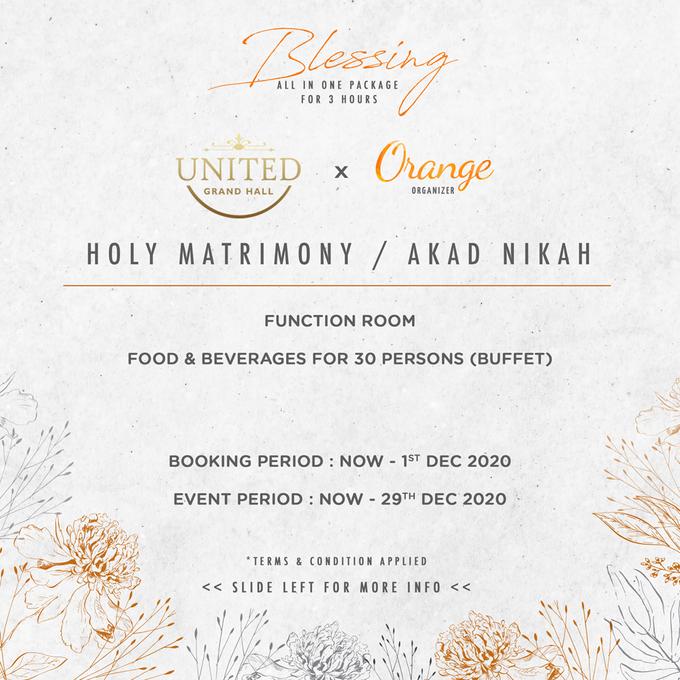 United Grand Hall by Orange Organizer - 002