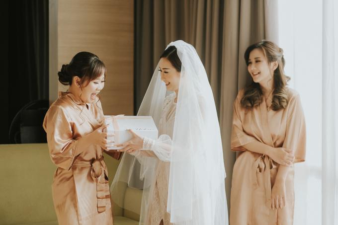 Shandy & Gracia by Orange Wedding Planner - 005