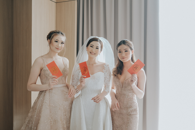 Shandy & Gracia by Orange Wedding Planner - 018