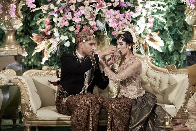 Gabby & David by Orange Wedding Planner - 008