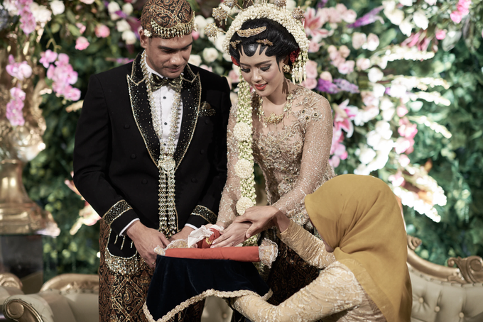 Gabby & David by Orange Wedding Planner - 012
