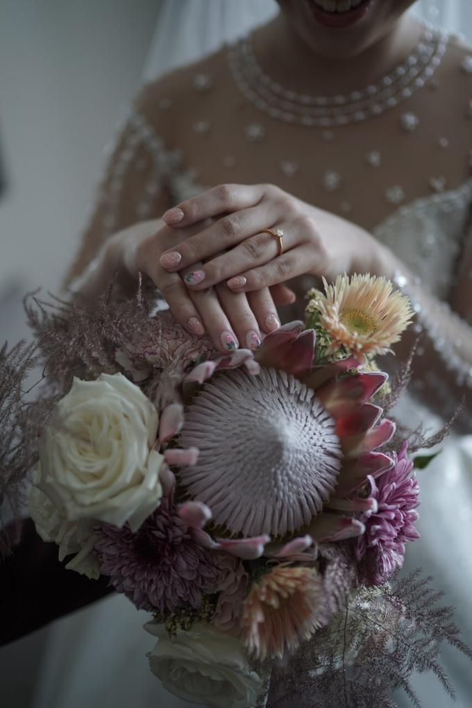 Wira & Ellen by Orange Wedding Planner - 035
