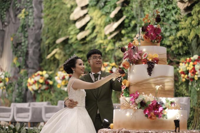 Wira & Ellen by Orange Wedding Planner - 038