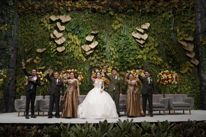 Wira & Ellen by Orange Wedding Planner - 041