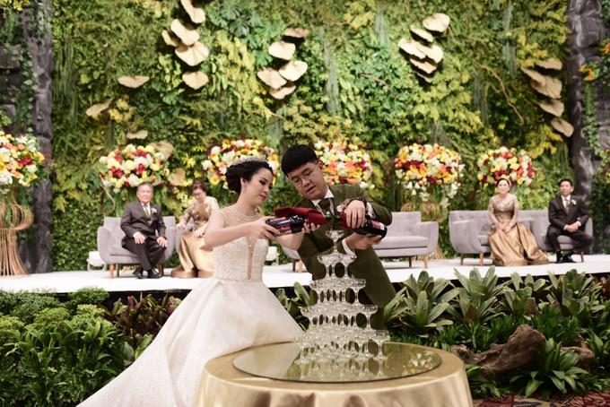Wira & Ellen by Orange Wedding Planner - 042