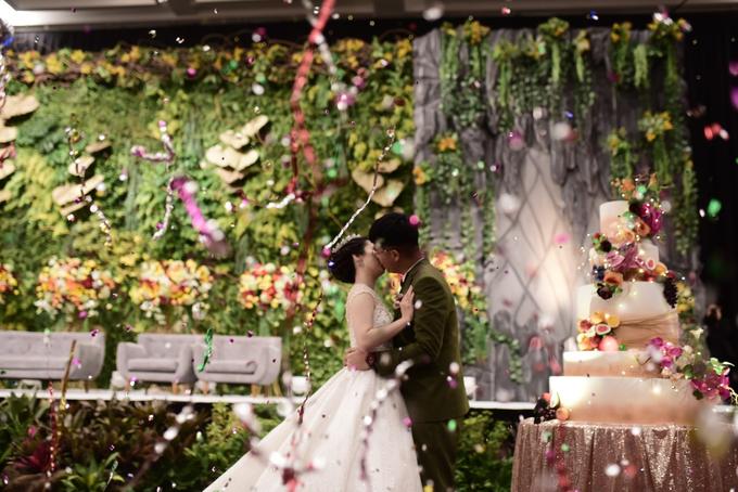 Wira & Ellen by Orange Wedding Planner - 043