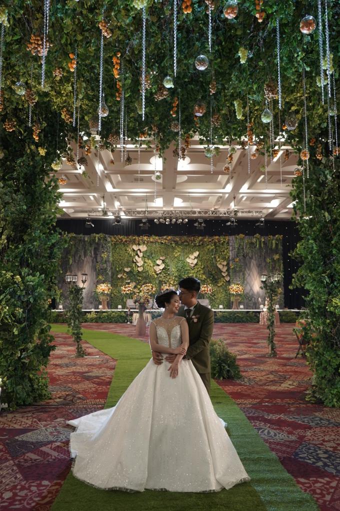 Wira & Ellen by Orange Wedding Planner - 044