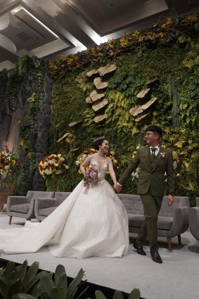 Wira & Ellen by Orange Wedding Planner - 045