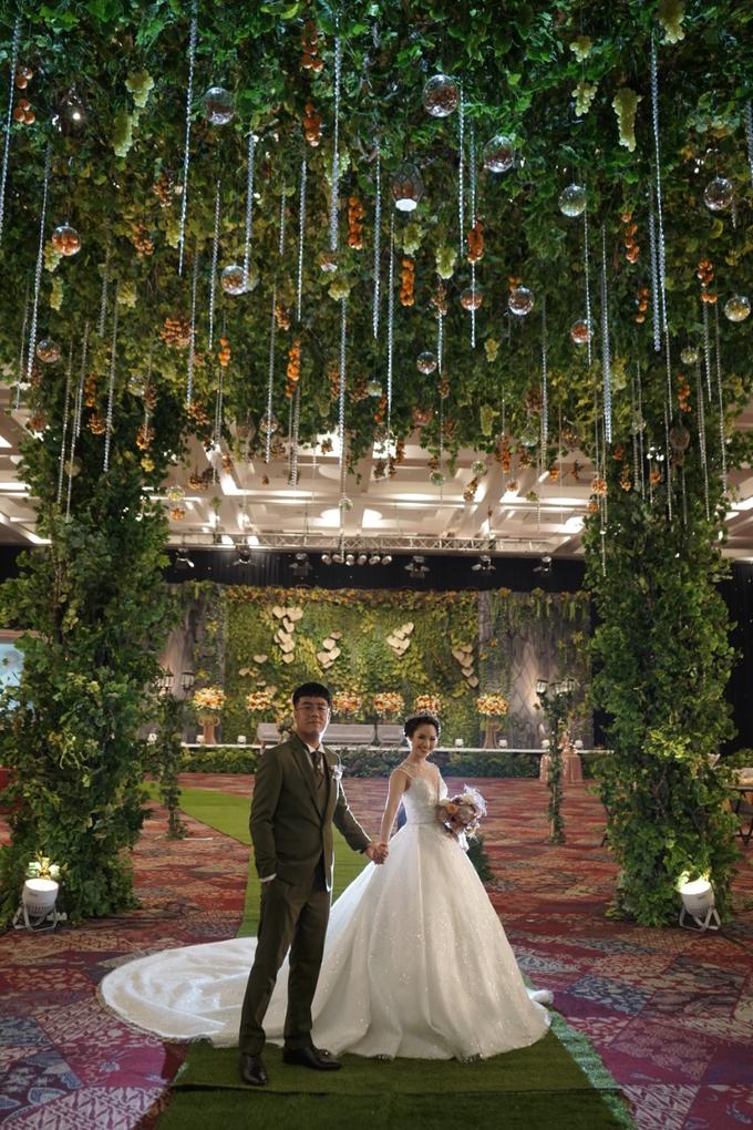 Wira & Ellen by Orange Wedding Planner - 046