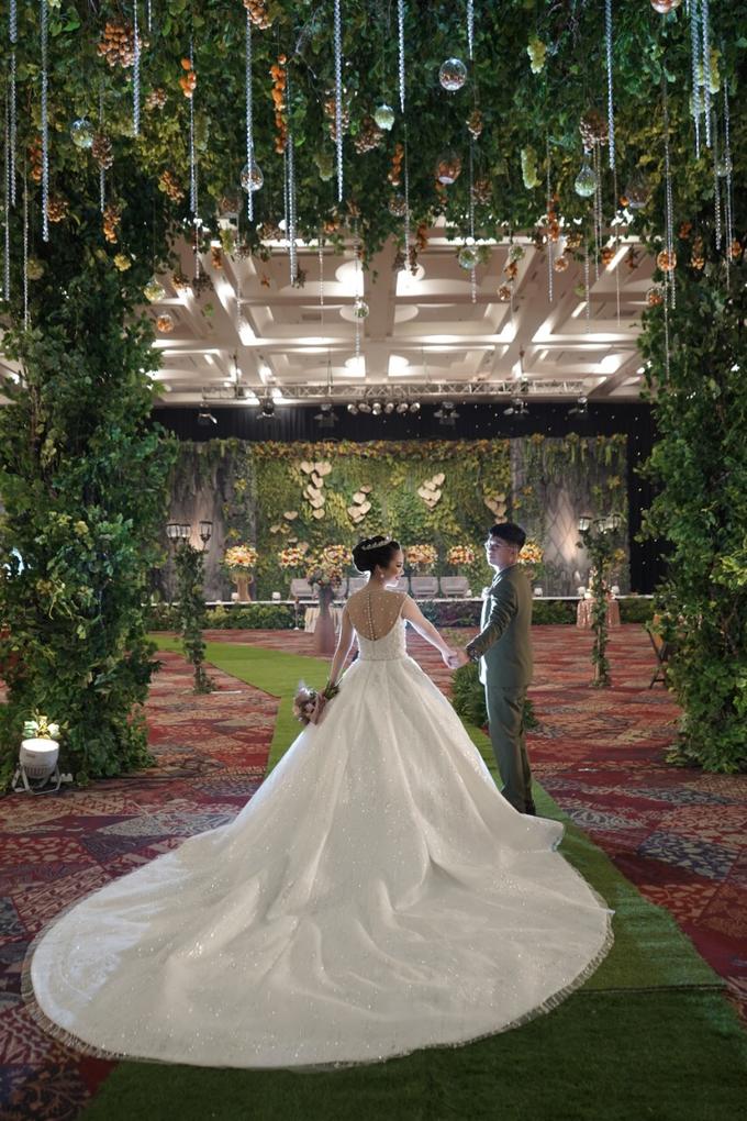 Wira & Ellen by Orange Wedding Planner - 048