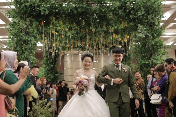 Wira & Ellen by Orange Wedding Planner - 049