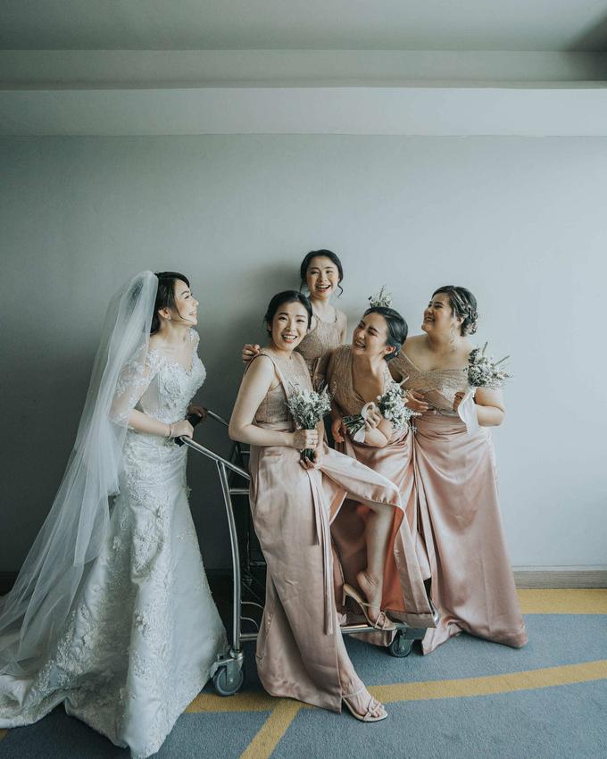 Evan & Vivi by Orange Wedding Planner - 020