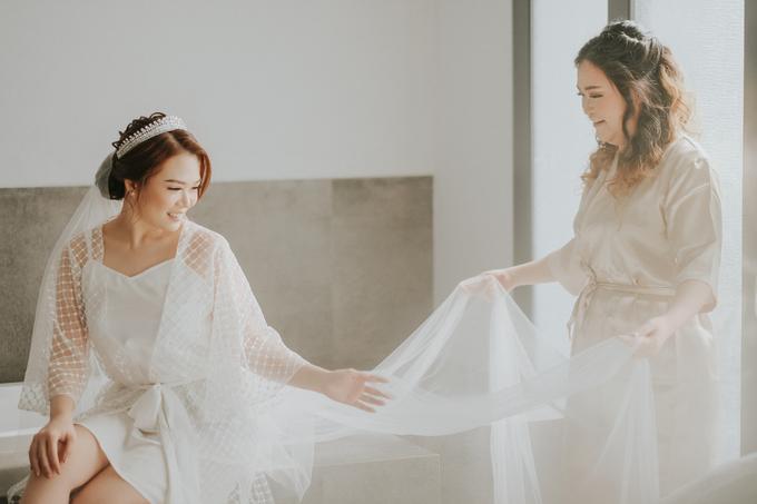 Edward & Indri by Orange Wedding Planner - 003