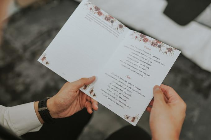 Edward & Indri by Orange Wedding Planner - 011