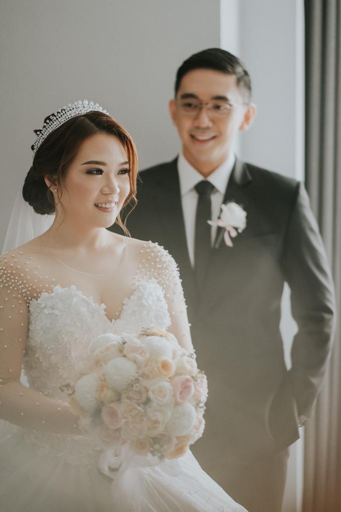 Edward & Indri by Orange Wedding Planner - 016