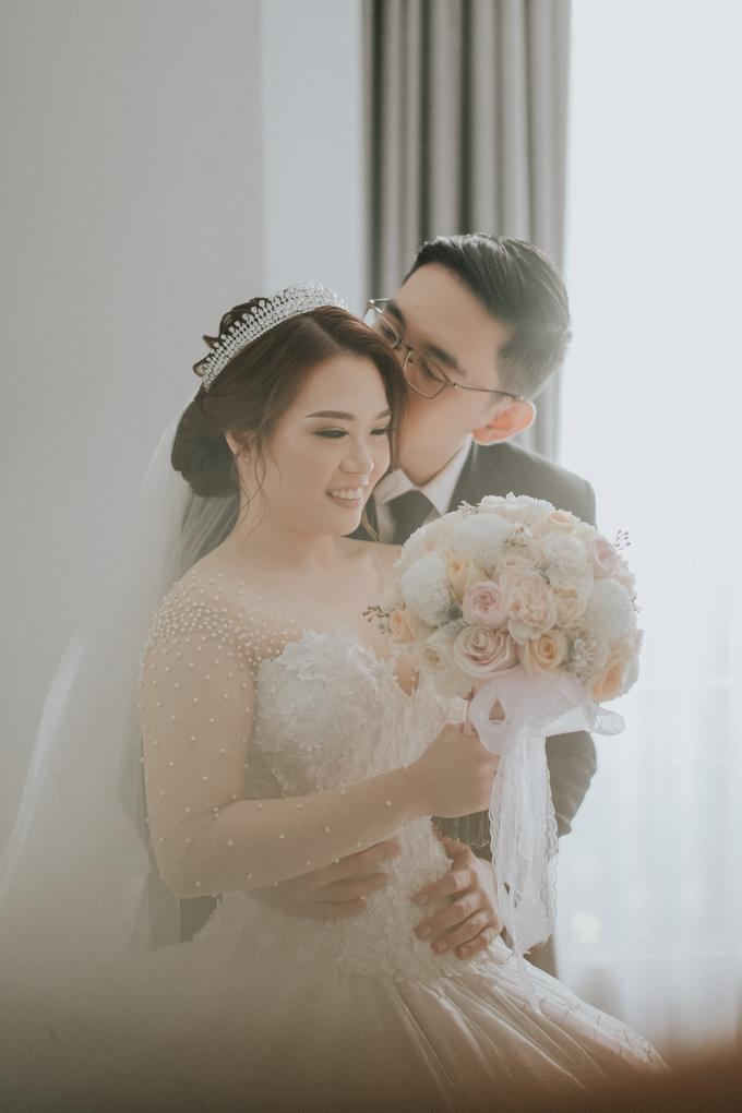 Edward & Indri by Orange Wedding Planner - 017