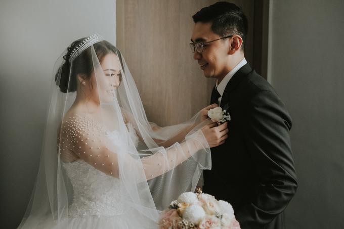 Edward & Indri by Orange Wedding Planner - 015