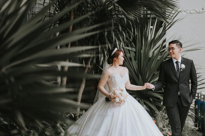 Edward & Indri by Orange Wedding Planner - 024
