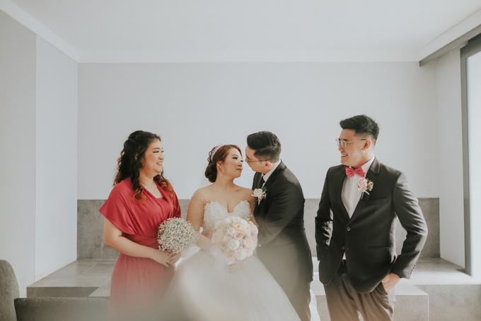 Edward & Indri by Orange Wedding Planner - 023