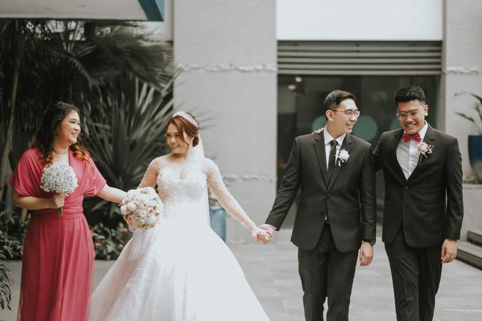 Edward & Indri by Orange Wedding Planner - 030