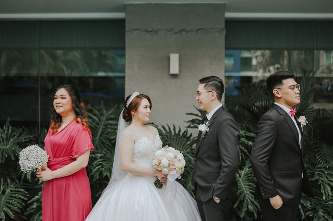 Edward & Indri by Orange Wedding Planner - 031