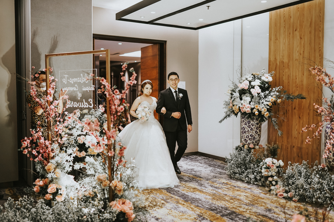 Edward & Indri by Orange Wedding Planner - 032