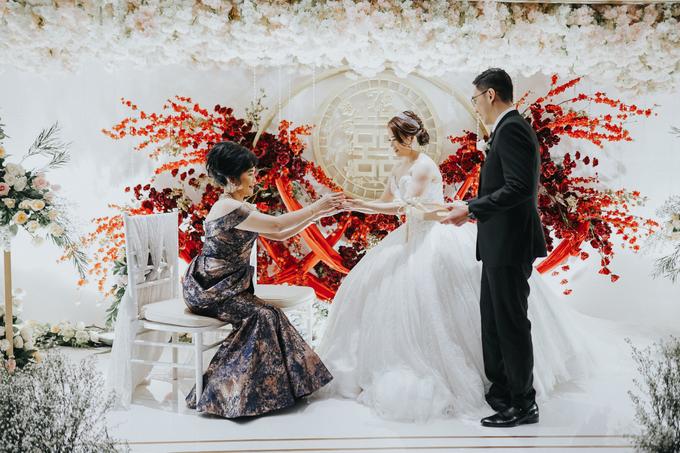 Edward & Indri by Orange Wedding Planner - 033