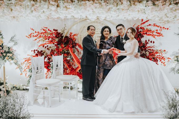 Edward & Indri by Orange Wedding Planner - 034