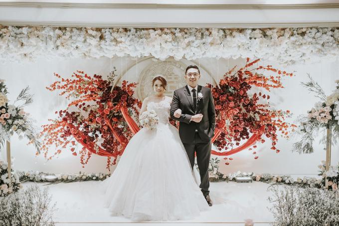 Edward & Indri by Orange Wedding Planner - 036