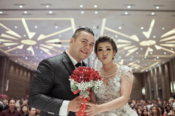Wedding of Billy & Anggita by Novotel Tangerang - 006