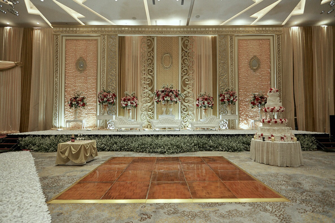 Wedding of Billy & Anggita by Novotel Tangerang - 002