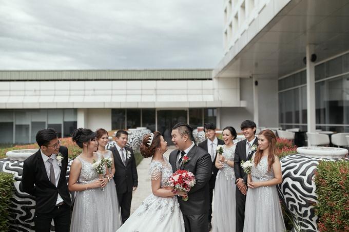 Wedding of Billy & Anggita by Novotel Tangerang - 003
