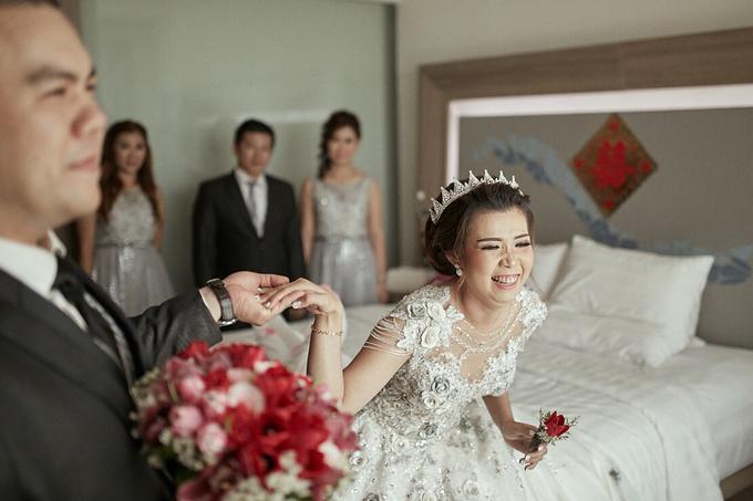Wedding of Billy & Anggita by Novotel Tangerang - 007