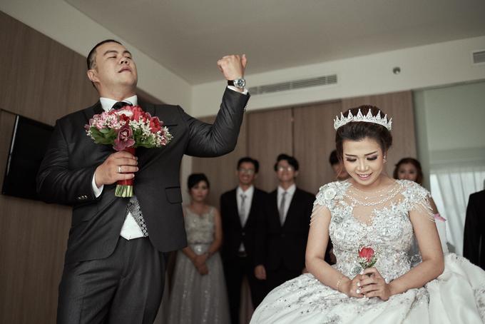 Wedding of Billy & Anggita by Novotel Tangerang - 004